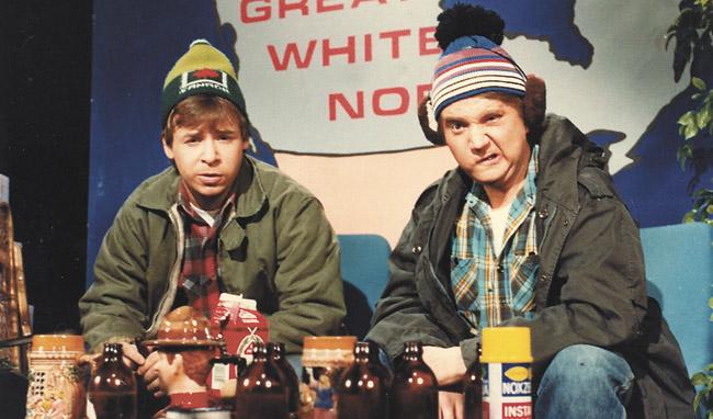 bob and doug