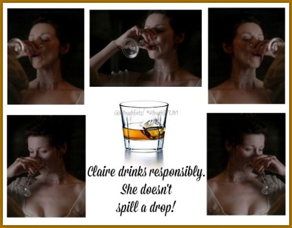 claire drinks