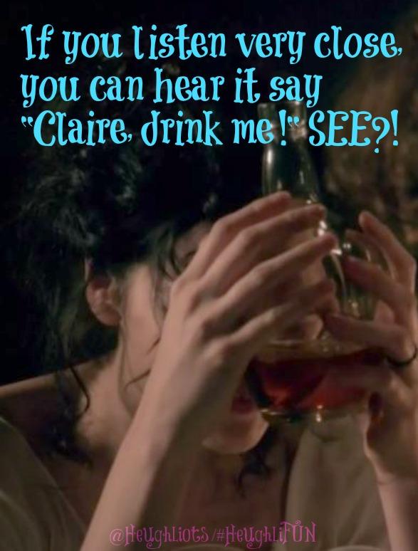 claire booze