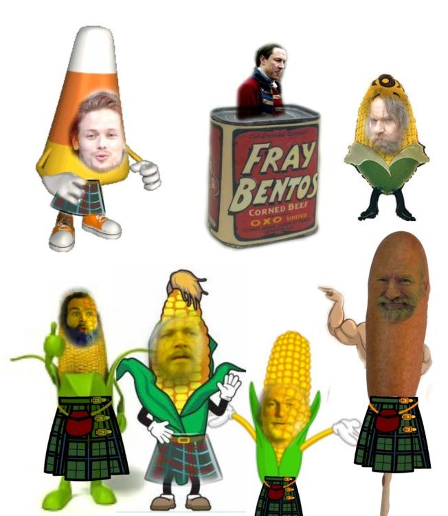 corn grinders
