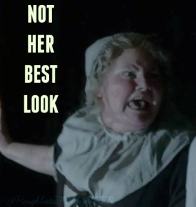 We like Mrs.Fitz who keeps our blood pressure in check