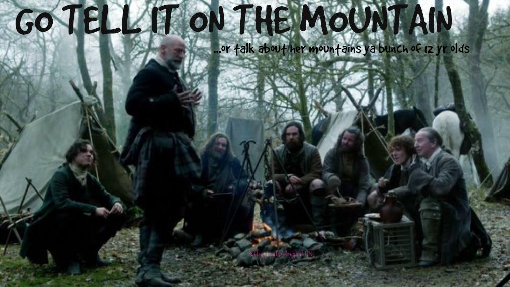 tellit on the mountain
