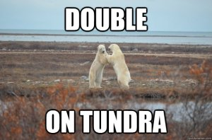 double on tundra