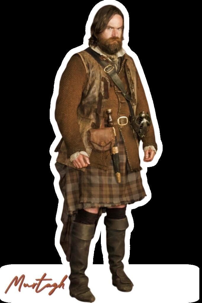 Outlander Murtaugh Fitzgibbons Duncan lacroix