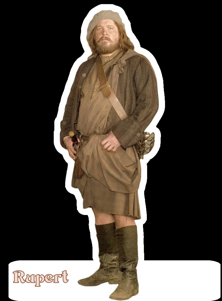 Outlander Rupert Grant O'Rourke